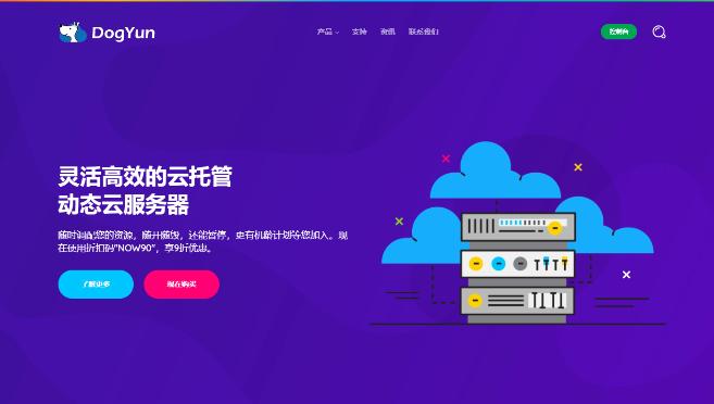 DogYun:12元/月/368MB内存/10GB SSD空间/1TB流量/1Gbps端口/KVM/圣何塞/联通4837