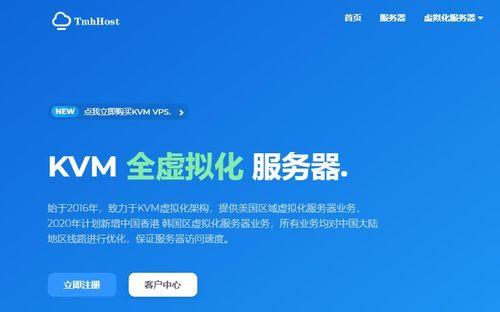 tmhhost:双程日本软银VPS,100M带宽,50元/月,KVM/512m内存/20gSSD/500g流量